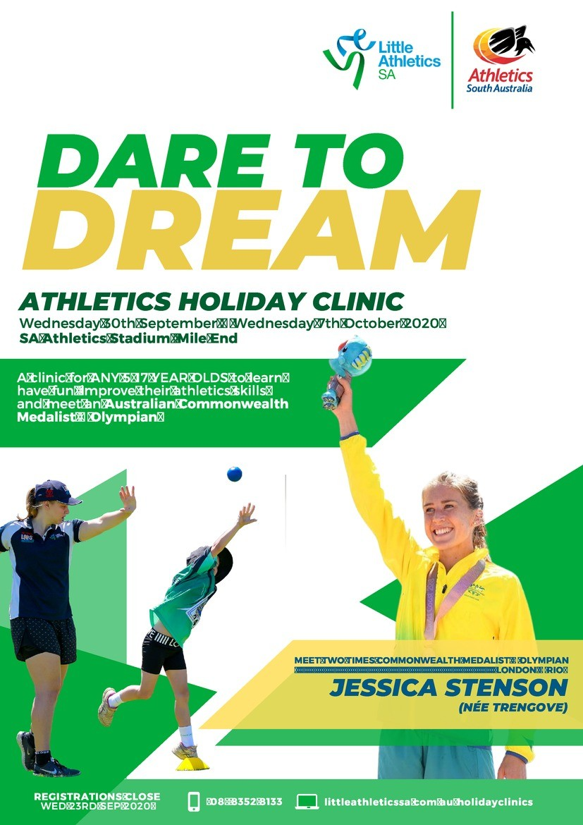 2020 Dare to Dream Athletics Holiday Clinic Flyer.pdf