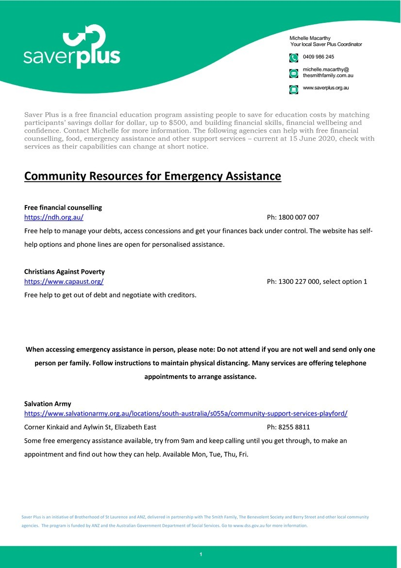 Community Resources and Emergency Assitance 15 June 2020.pdf