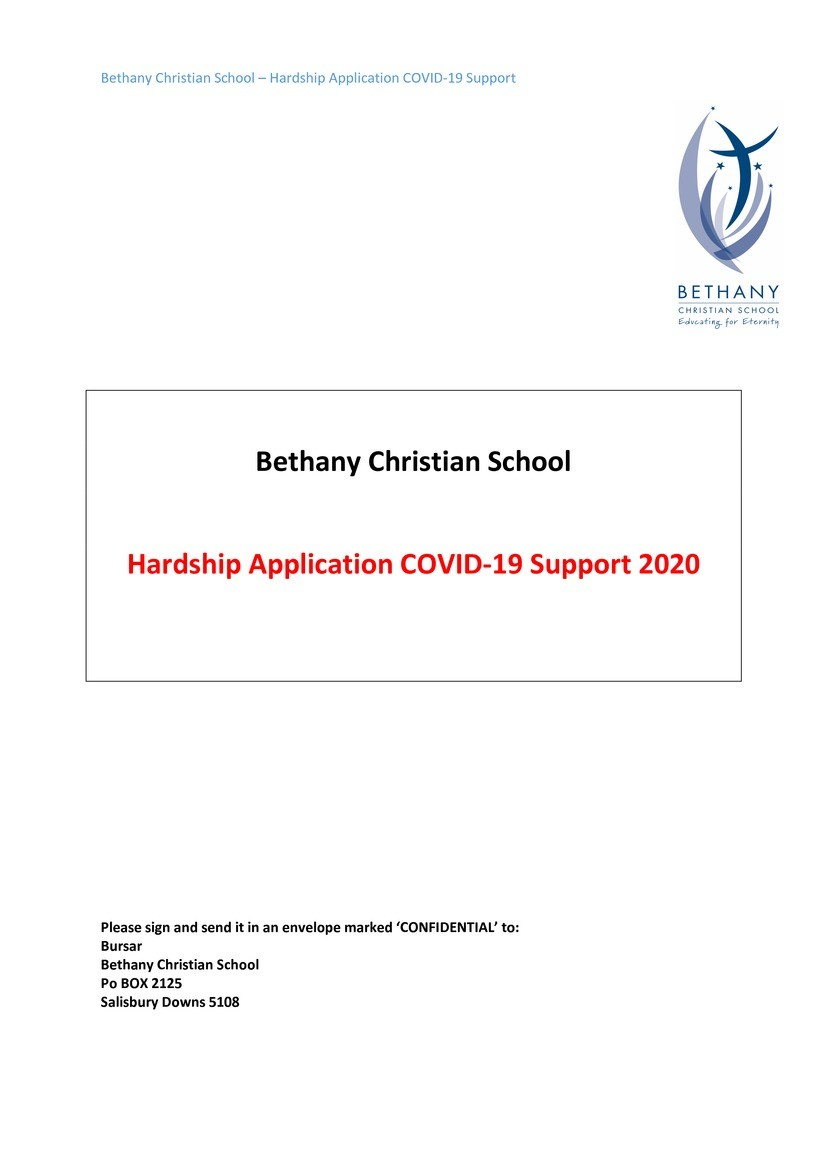 Hardship Application COVID-19 Support 2020.pdf